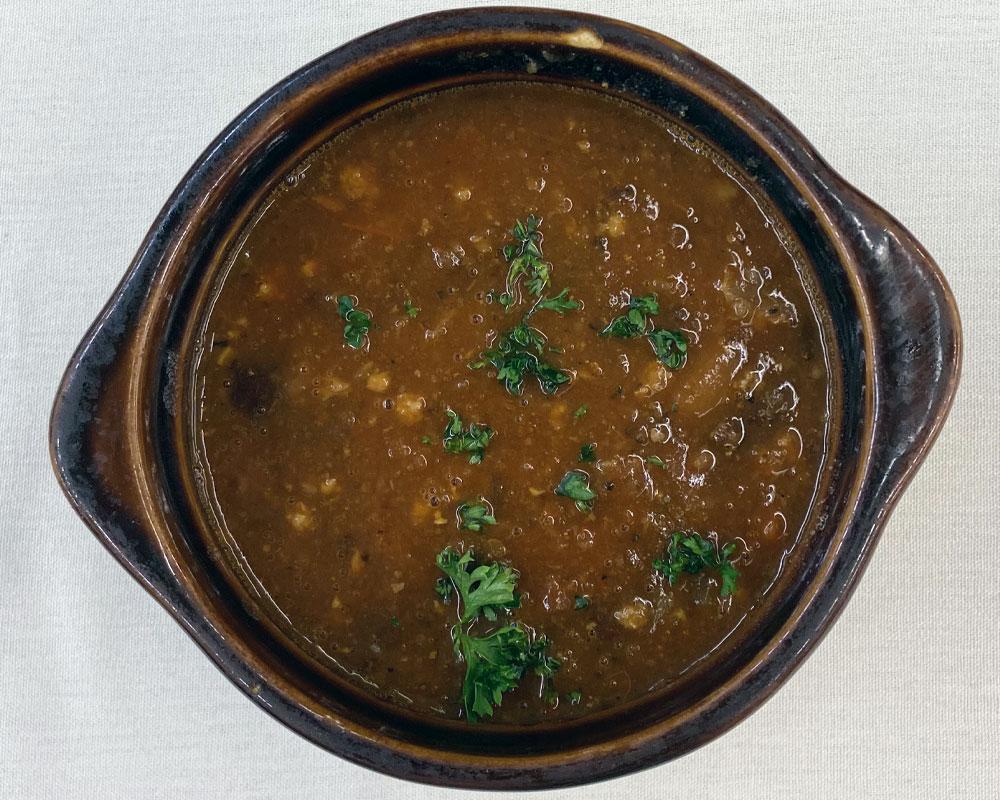 Casa Carbone - minestrone soup